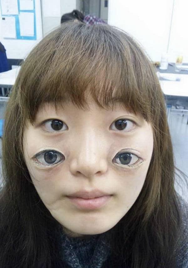 3D Eyes Tattoos