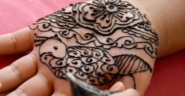 Crazy Henna Tattoo