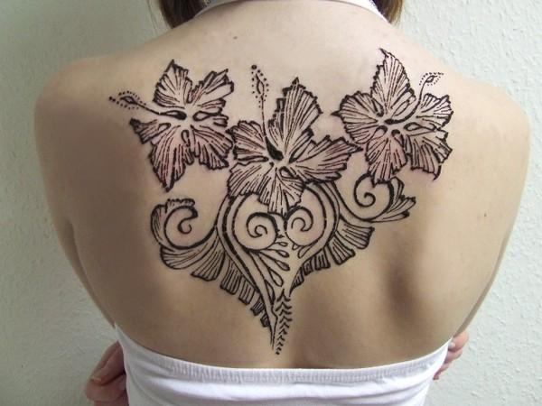 Cute Henna Tattoo
