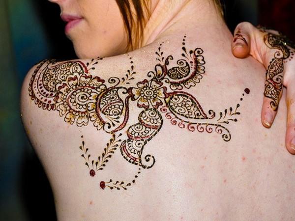Henna Tattoos Designs For Women
