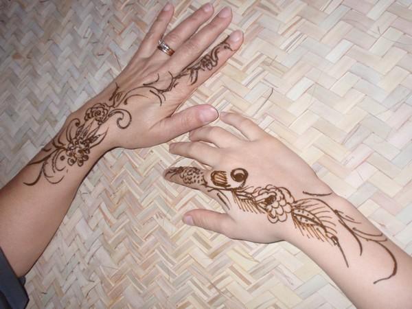 History Of Henna Tattoos