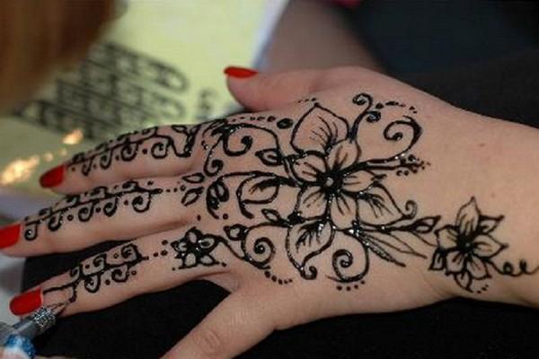 Latest Henna Tattoos