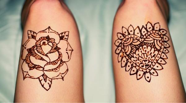 Simple Henna Tattoo Recipe