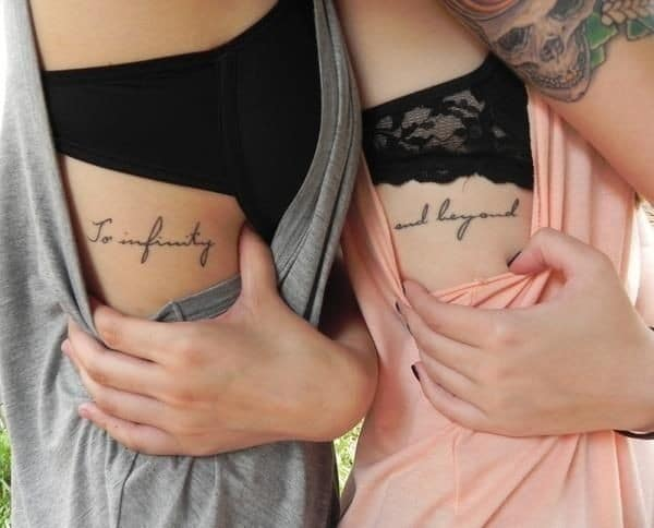 Sister Tattoo Pictures