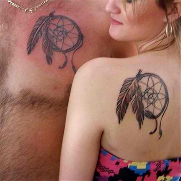 Couple Tattoos Pinterest