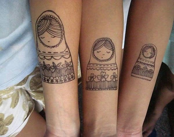Family Tattoos