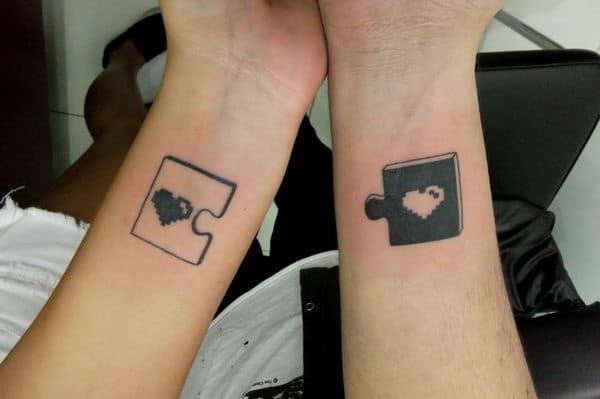 Matching Tattoos Best Friends