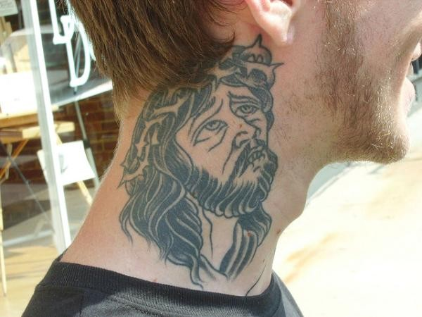 Name Tattoos Men