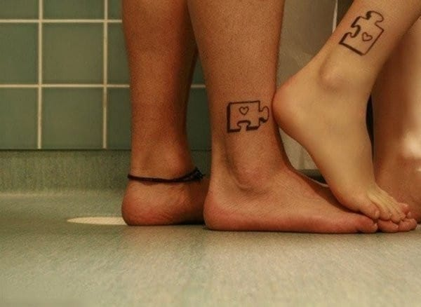 Puzzle Matching Tattoos