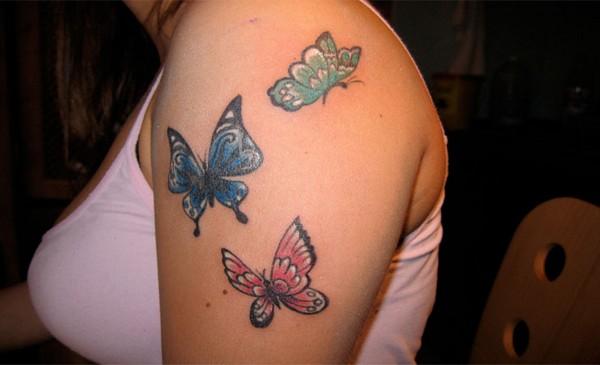 Small Delicate Tattoos