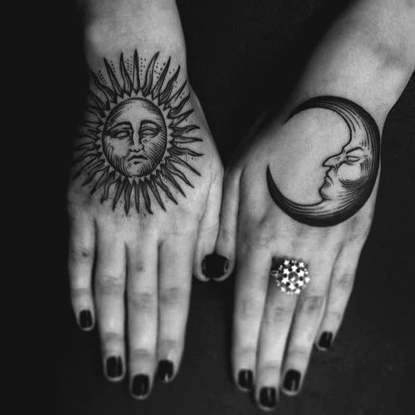 Small Hand Tattoos Tumblr
