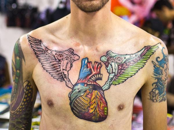 Tattoo Designs For Men Shoulder