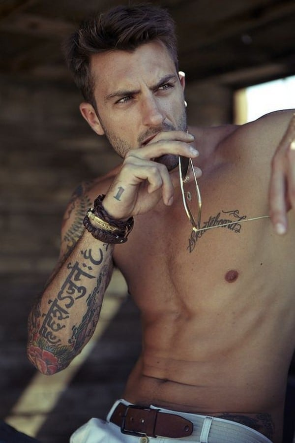 Tattoo Ideas For Guys Ribs