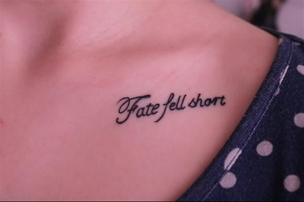 Tattoo Quotes About Strength