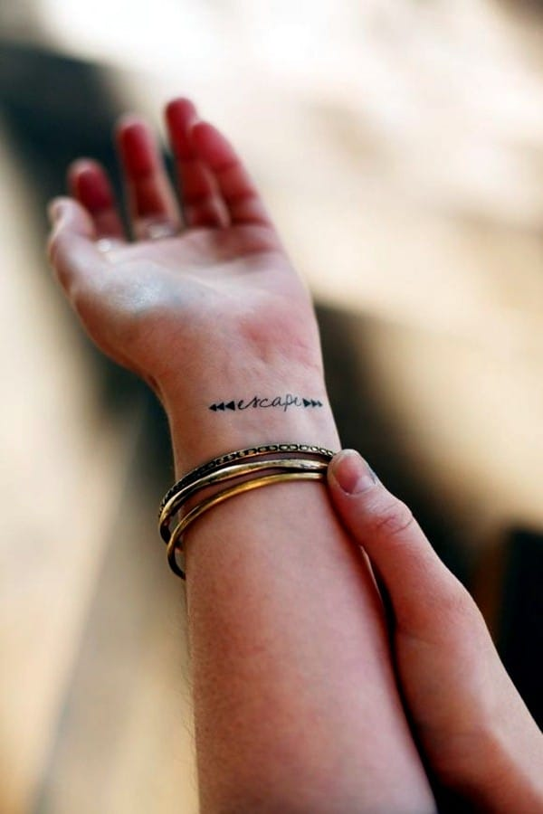 109 Small Wrist Tattoo Ideas For Men And Women 2020