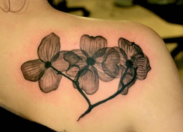Best Black And White Tattoos