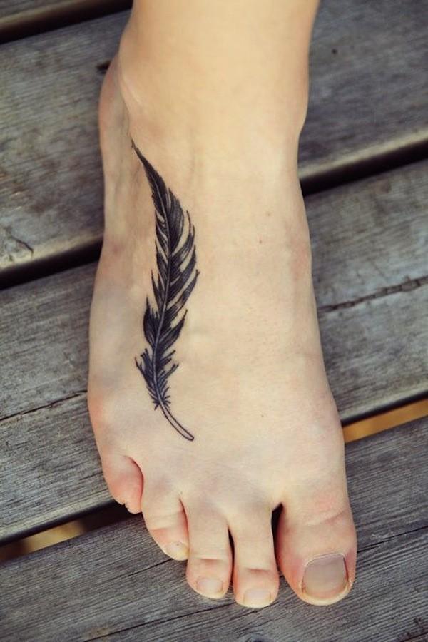 Best Feather Tattoo Designs