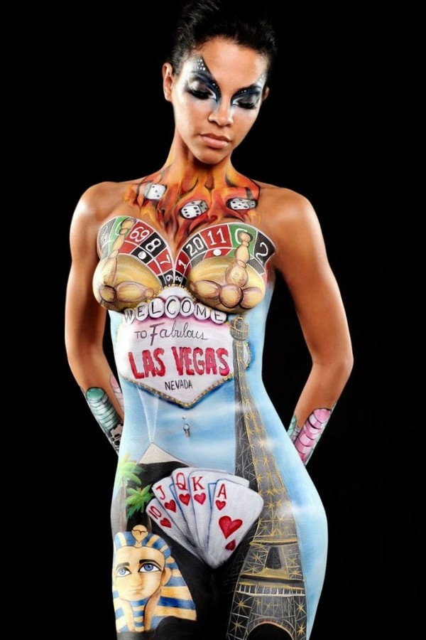 Body Paint Artists