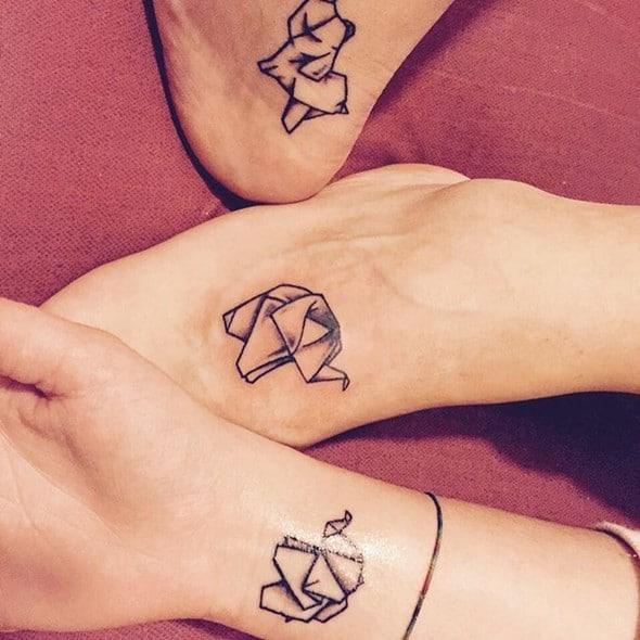 Elephant Tattoo Symbolism