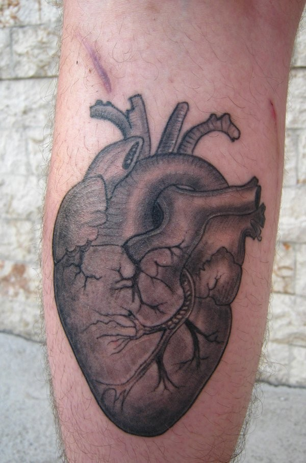 Heart Tattoos Designs With Names