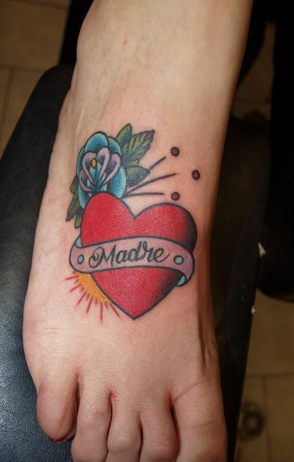 Heart Tattoos Ideas