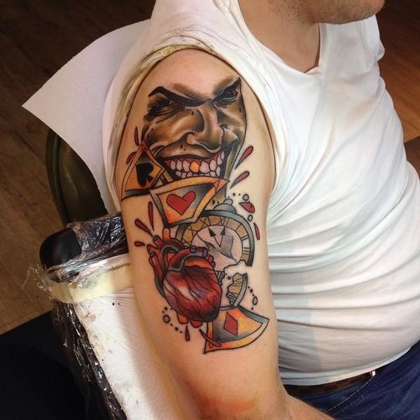 Love Tattoos Girls