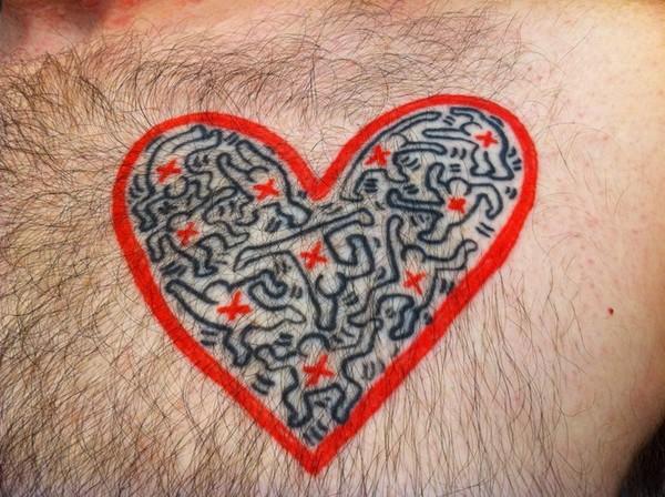 Small Heart Tattoos Tumblr