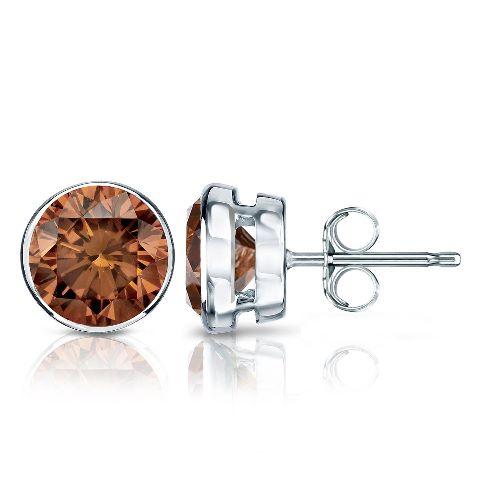 Stud Earrings Crystal
