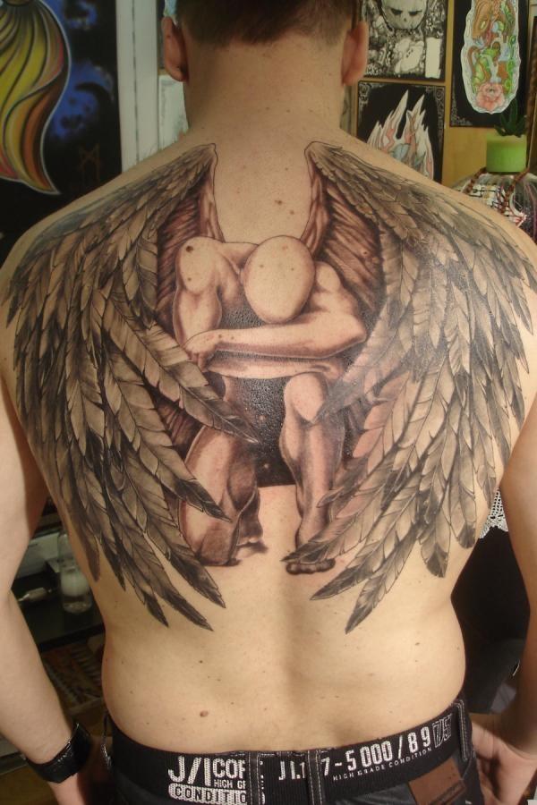 Angel Tattoos Tumblr