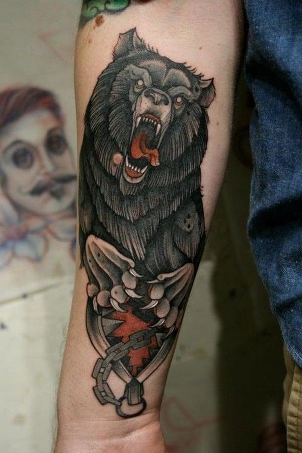 Cool Tattoos For Men Shoulder