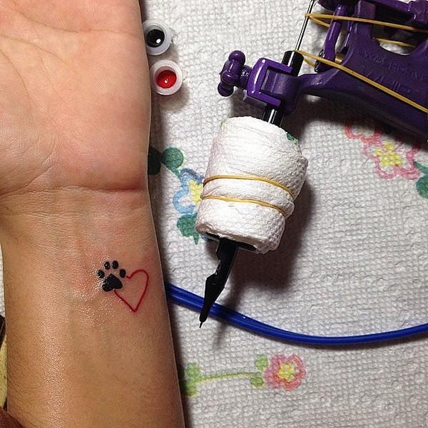 Cute Girls Tattoos