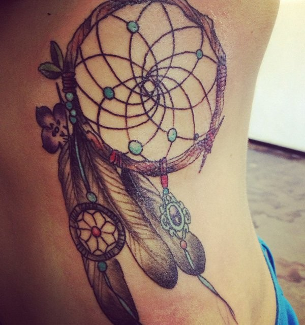 Dreamcatcher Tattoos Ideas Meaning