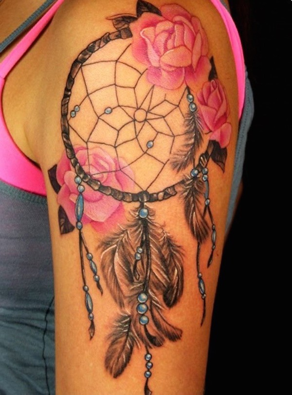Dreamcatcher Tattoos Pictures
