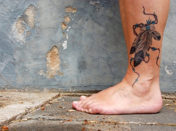 Feather Tattoos And Their Meanings