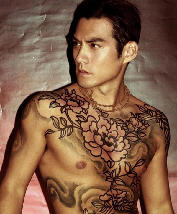 Flower Tattoo Designs For Men