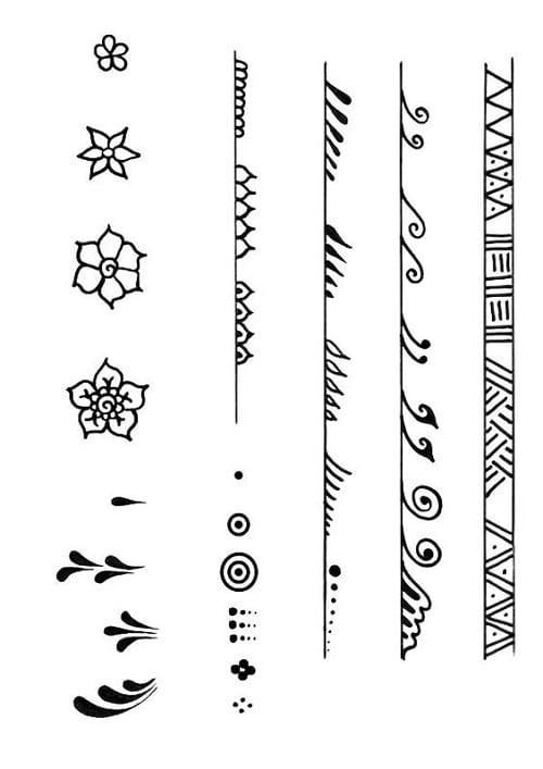 Foot Tattoo Design Inspiration