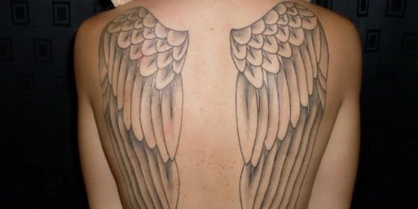 Large Angel Wings