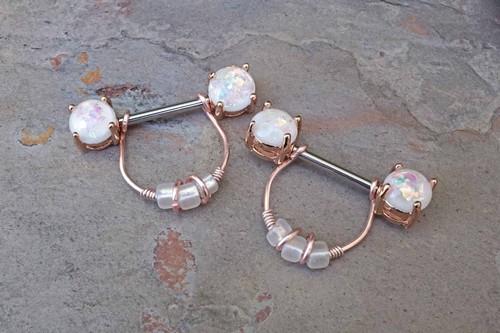Nipple Piercing Jewelry Surgical Steel