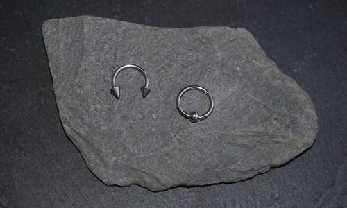 Smiley Piercings Images