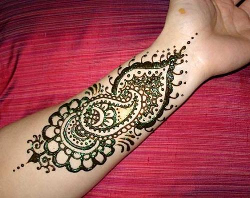 Leading Arabic Mehndi Designs