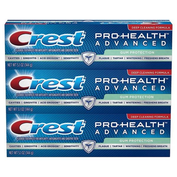 Crest Pro Health Advanced Toothpaste