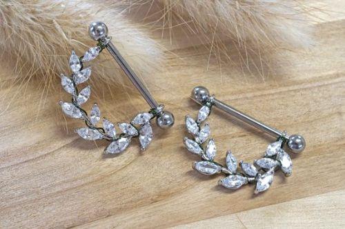 Nipple Piercing Jewelries Ebay