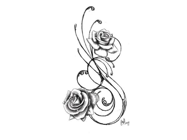 79 Extremely Creative Tattoo Drawings To Try At Home,Database Design For Mere Mortals