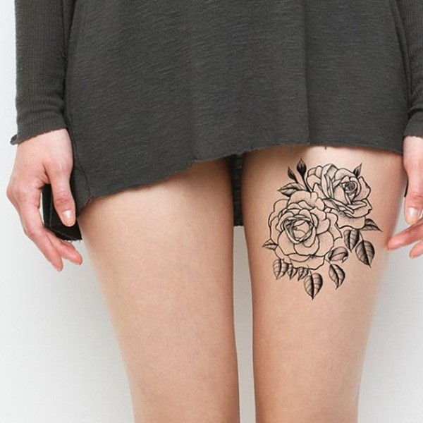 Best Leg Tattoos In The World