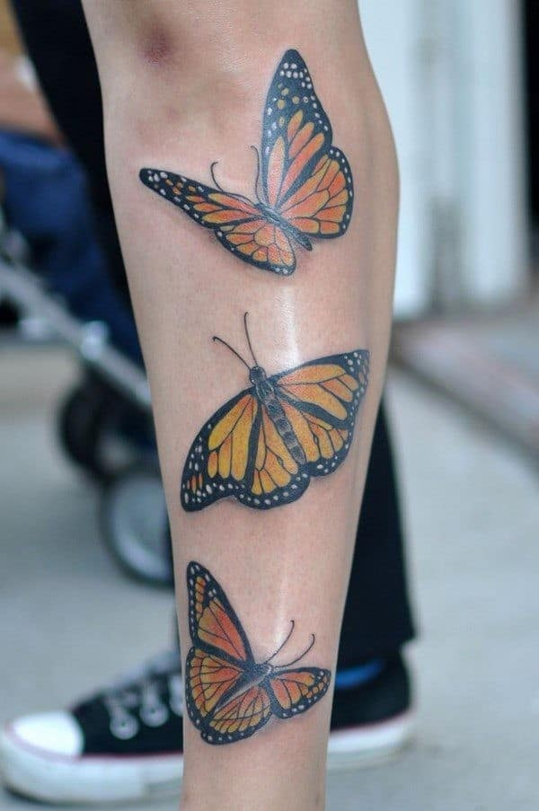 Butterfly Tattoos Ideas