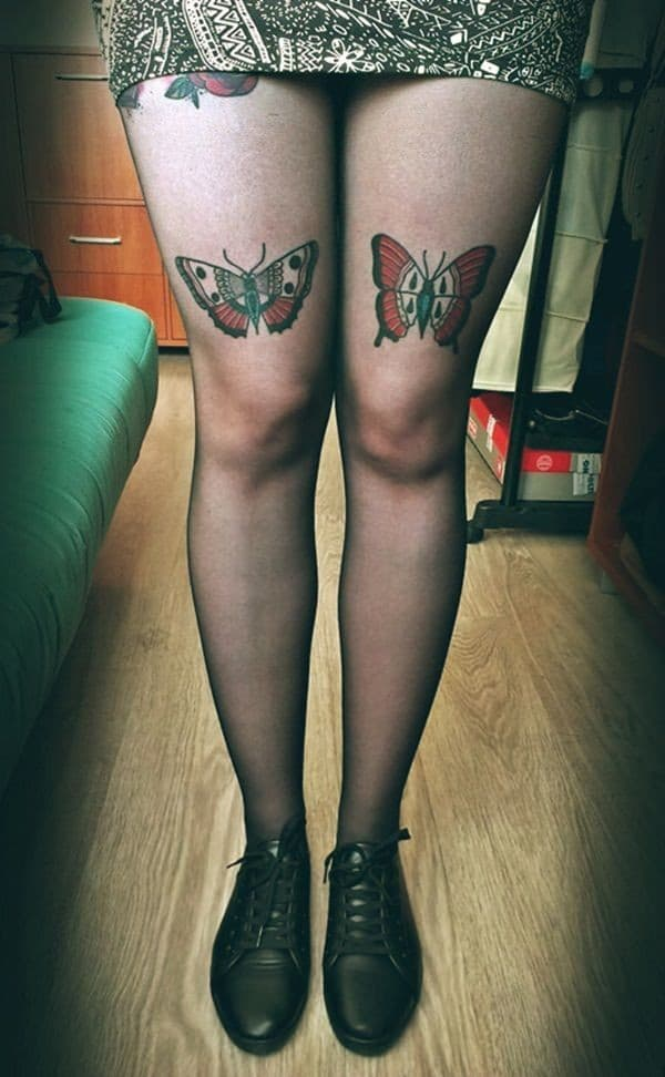 Gorgeous Butterfly Tattoos