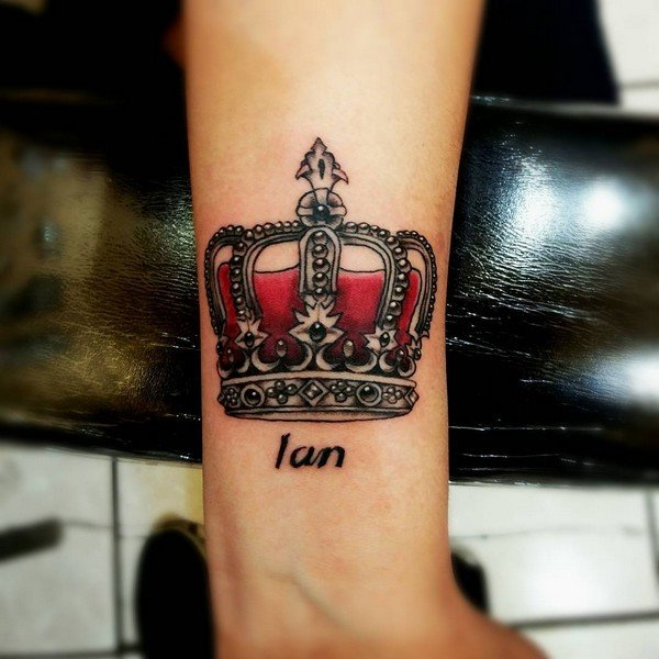 Heart With Wings And Crown Tattoo Meaning