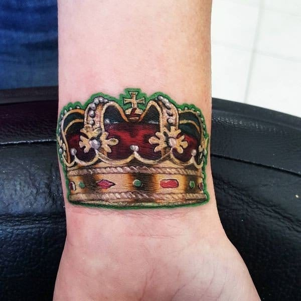 Imperial Crown Tattoo Meaning