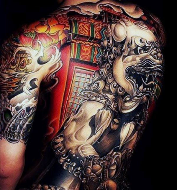 Dragon Tattoo Drawing Ideas Meaning