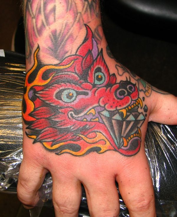 Dragon Tattoo Meaning Ideas Drawing